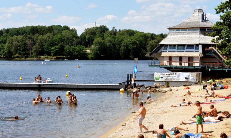 Base de loisir du Lac des Settons