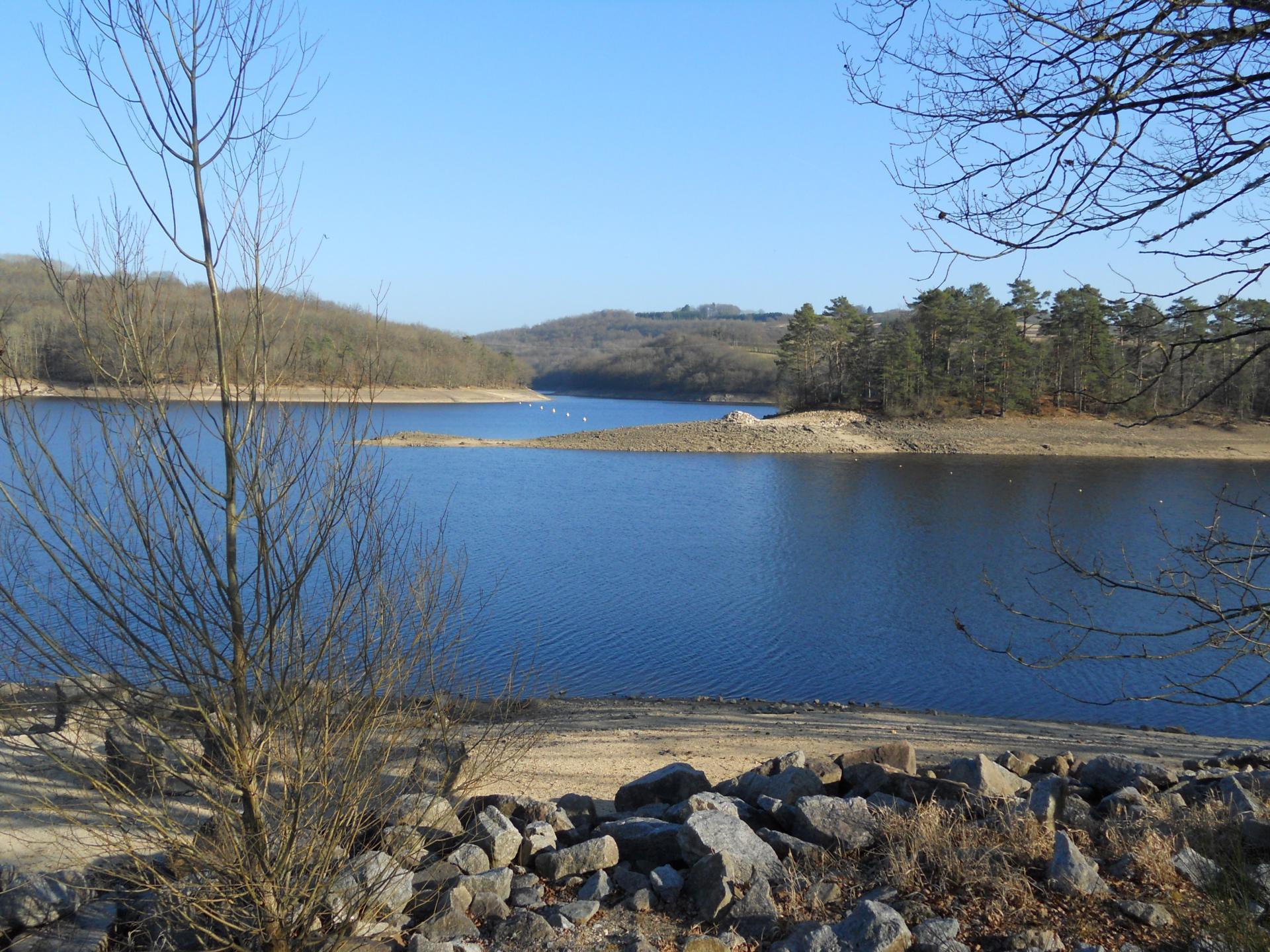 Lac du crecent