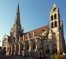 Cathedrale autun